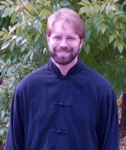 picture of Assistant Instructor Colin Bauer